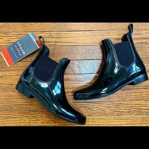 Storm By Cougar Waterproof Chelsea Rain Boots 9